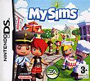 jaquette Nintendo DS MySims