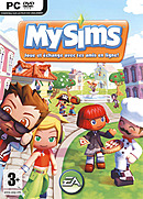 jaquette PC MySims