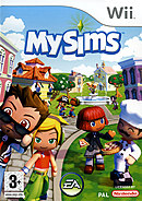 jaquette Wii MySims