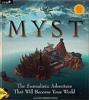 jaquette Amiga Myst