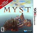 jaquette Nintendo 3DS Myst