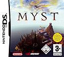 jaquette Nintendo DS Myst