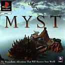 jaquette PlayStation 1 Myst