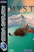 jaquette Saturn Myst