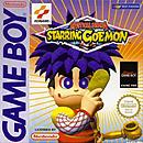 jaquette Gameboy Mystical Ninja Starring Goemon
