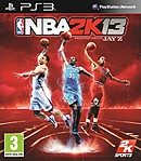 jaquette PlayStation 3 NBA 2K13