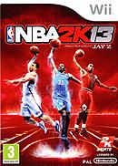 jaquette Wii NBA 2K13