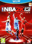 jaquette Wii U NBA 2K13
