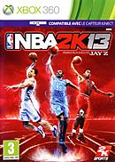 jaquette Xbox 360 NBA 2K13