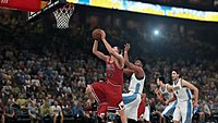 NBA 2k16 screenshot 2