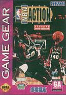 NBA Action starring David Robinson
