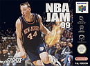 jaquette Nintendo 64 NBA Jam 99