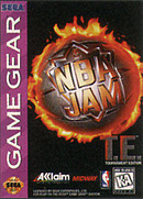 jaquette Game Gear NBA Jam Tournament Edition