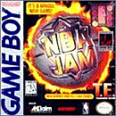 jaquette Gameboy NBA Jam Tournament Edition