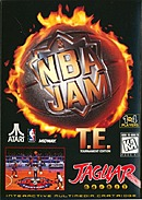 jaquette Jaguar NBA Jam Tournament Edition