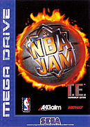 jaquette Megadrive NBA Jam Tournament Edition