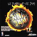jaquette PC NBA Jam Tournament Edition