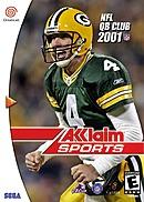 jaquette Dreamcast NFL QB Club 2001