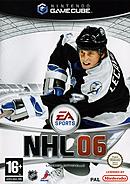 jaquette Gamecube NHL 06
