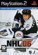 jaquette PlayStation 2 NHL 06