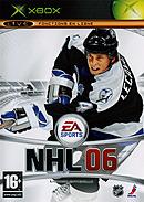 jaquette Xbox NHL 06