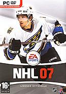 jaquette PC NHL 07