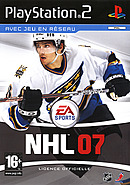 jaquette PlayStation 2 NHL 07