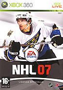 jaquette Xbox 360 NHL 07