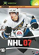 jaquette Xbox NHL 07