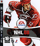 jaquette PlayStation 3 NHL 08