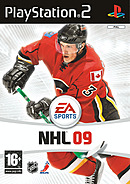 jaquette PlayStation 2 NHL 09