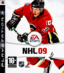 jaquette PlayStation 3 NHL 09