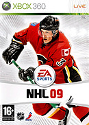 jaquette Xbox 360 NHL 09