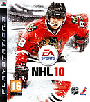 jaquette PlayStation 3 NHL 10