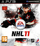 jaquette PlayStation 3 NHL 11