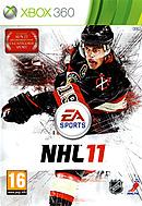jaquette Xbox 360 NHL 11