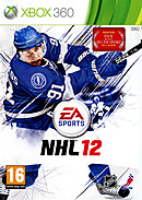 jaquette Xbox 360 NHL 12