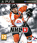 jaquette PlayStation 3 NHL 13