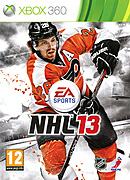 jaquette Xbox 360 NHL 13