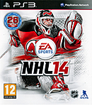 jaquette PlayStation 3 NHL 14