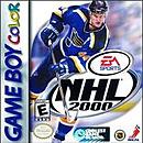 jaquette Gameboy NHL 2000
