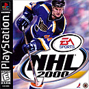 jaquette PlayStation 1 NHL 2000