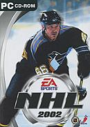 jaquette PC NHL 2002