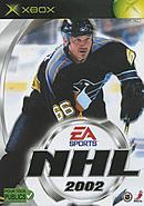 jaquette Xbox NHL 2002