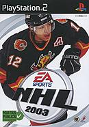 jaquette PlayStation 2 NHL 2003