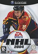 jaquette Gamecube NHL 2004