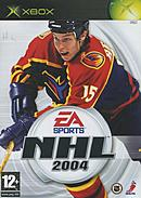 jaquette Xbox NHL 2004