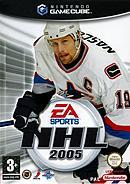 jaquette Gamecube NHL 2005