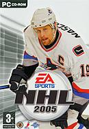 jaquette PC NHL 2005