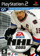 jaquette PlayStation 2 NHL 2005